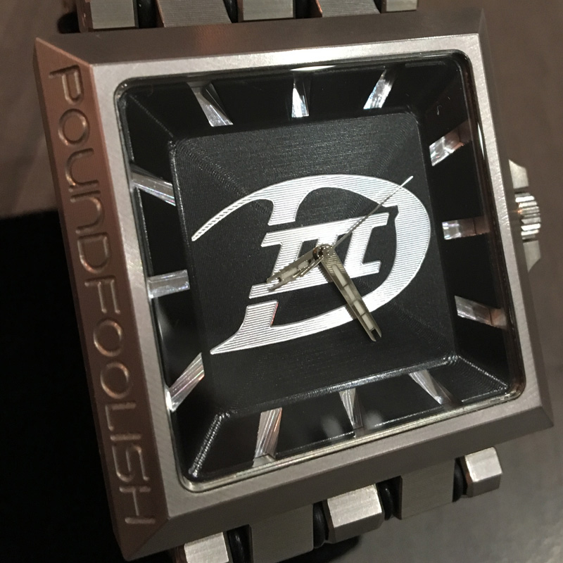 One-Off Custom Watch