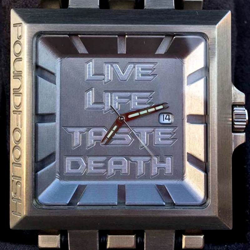 Lifestyle Custom Watch